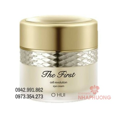 Ohui The First Eye Cream kem mắt