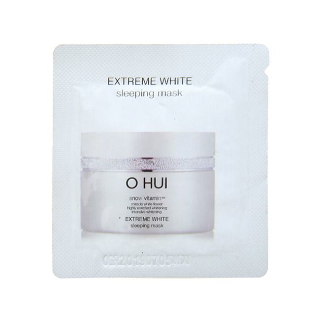 Mặt nạ ngủ dưỡng trắng da Extreme White