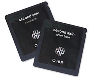 Gói kem nền Ohui Second Skin CC Cream