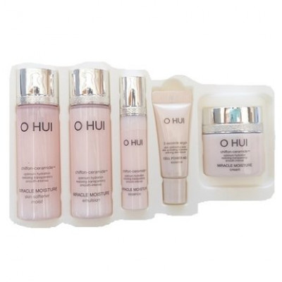 Set Ohui Miracle Moisture 5