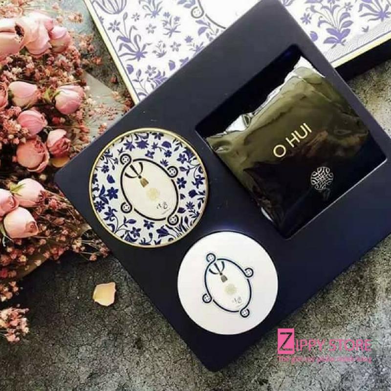 Phấn nước Ohui Cushion Flower Limited Edition 2017