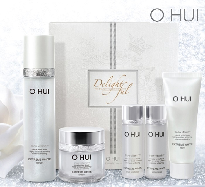 Ohui Extreme White Serum Snow Vitamin 5 pcs