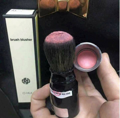 Phấn má hồng Ohui Brush Blusher Highlighter