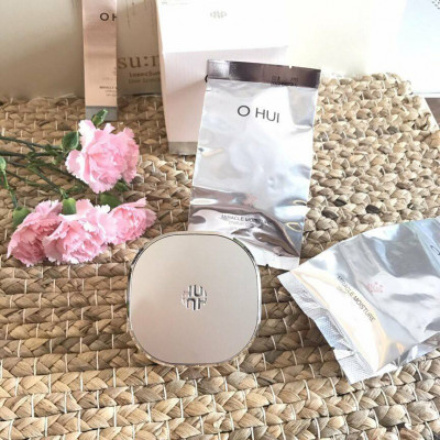 Phấn Cushion mẫu mới của OHUI