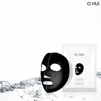 Ohui Extreme White 3D Black Ma